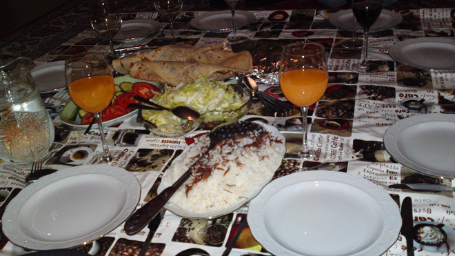 feb kurdisk middag